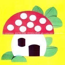 St Patrick's Day Crafts, Vbs Crafts, Crafts For Kids, Origami Paper, Diy Paper, Paper Crafts, Kindergarten Crafts, Preschool Activities, Shape Art