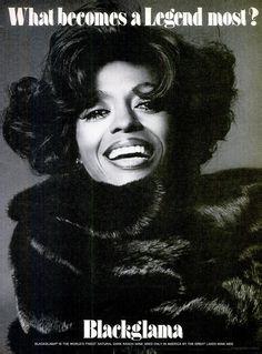Ebony. October, 1976.  #Legendary