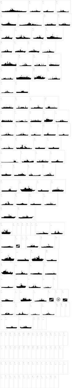 US Navy Font | dafont.com