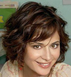 Gaffi :włosy, uroda, hobby.: Krótkie, kręcone włosy- Inspiracje:-)