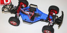 Traxxas Low-CG Slash 2WD Chassis | RC Driver