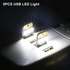 Elegant Magnetisch Schalter Led Tischlampe Creative Home USB Lade Nachtlicht