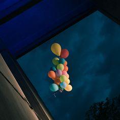 Balloons by John Andreas Olsson, via Flickr