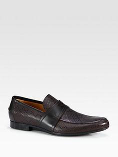 7a59154a350 Gucci - Anderson Diamante Loafers