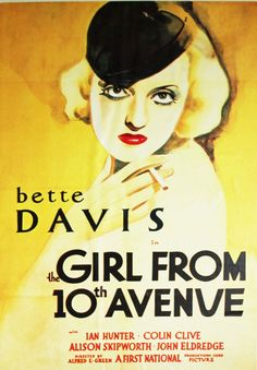 The Girl from 10th Avenue (1935) - US One Sheet