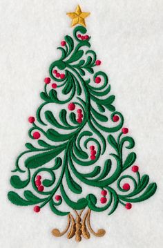 Machine Embroidery Designs at Embroidery Library! - Color Change - H6638