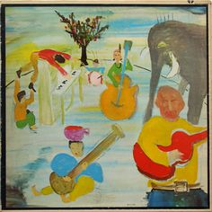 The Band - LP - Music From Big Pink - 1968