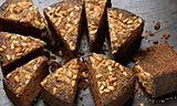 Dan Lepard bakes the alchemist's chocolate cake