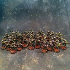 Astra Militarum/Guard Troops #40k #wh40k #warhammer40k #40000 #wh40000 #warhammer40000 #guard #astra #militarum #gw #gamesworkshop #wellofeternity #miniatures #wargaming #hobby