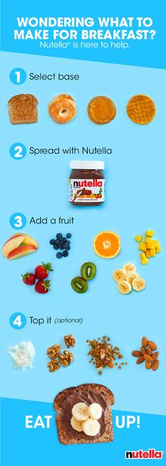 Getting the kids ready in the morning can be hard, but deciding what to make them for breakfast is easy.