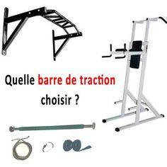 Barre de #traction de porte, murale, de plafond, barre sur pied, portique commercialisé ou bricolé pour une #musculation efficace chez soi ?