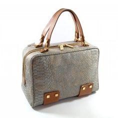 Artipel Blue Snake Print Shoulder Bag Scarf Jewelry, Snake Print, Monogram, Michael Kors, Shoulder Bag, Handbags, Pattern, Blue, Fashion