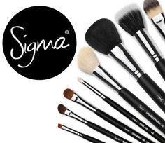 Sigma Beauty 20% off (July 22 - 29)