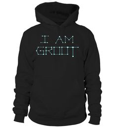 I AM GROOT Stars Graphic T-Shirt