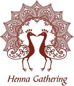 henna gathering logo