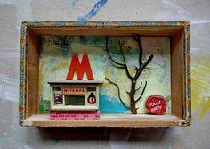 mano kellner, kunstschachtel/art box nr 32/2017, mitropa