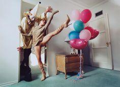 brittany murphy .David Lachapelle