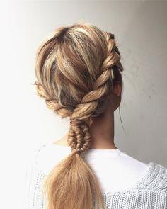 Hairstyle inspiration - Michael Gray Hair - iPhone + Honeymoon +Updo hairstyles + braids ,half up half down + fashion,wallpapers
