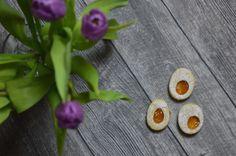 gefüllte Ostereier-Kekse vegan