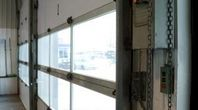 How to Add Garage Door Windows | eHow
