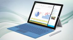 Surface Pro 3 vs. Galaxy NotePRO: Productivity Tablets Face Off. Samsung and Microsoft have competing 12 inch tablets, where productivity comes into play. Here's how they stack up against each other.