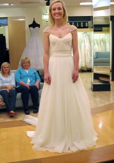 Season 6 Featured Dress - Emily #SYTTD #Weddings
