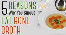 Bone broth can help reduce joint pain and inflammation -- here's a simple bone broth recipe that you can try at home so you can reap its healing benefits. http://articles.mercola.com/sites/articles/archive/2014/10/05/bone-broth-recipe.aspx