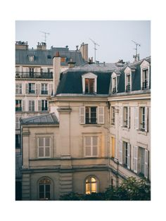 Aaaah ... Paris.