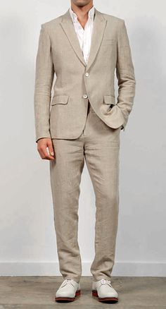 alter spring suits are here linen suitboho weddingwedding