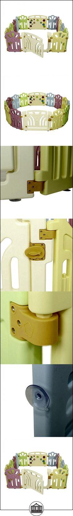 Baby Vivo - Parques para niños con colores de plástico de puertas  ✿ Seguridad para tu bebé - (Protege a tus hijos) ✿ ▬► Ver oferta: http://comprar.io/goto/B00V4ZUCI0