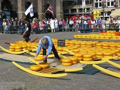Quesos market Gouda Nederland