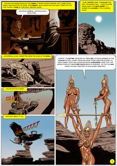 TalesOfAmazons_14+by+AlvaroDiego.deviantart.com+on+@deviantART