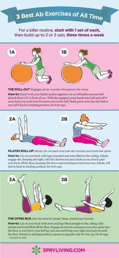 27 workout diagrams that you need to get in shape.