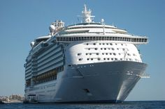 Royal Caribbean Mariner of the Seas.  One of my favorite ships!!!