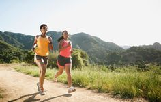 The training plan that follows is designed to get you to the point where you can run 30 minutes (about 2 miles) at a slow, relaxed pace. It's a simple, progressive program that begins with more walking than running, and gradually evolves into more running than walking.