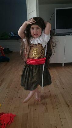 Maria Louise Sommer Så kunne min datter få sit ønske opfyldt er være semina pirat fe fra klokkeblomst