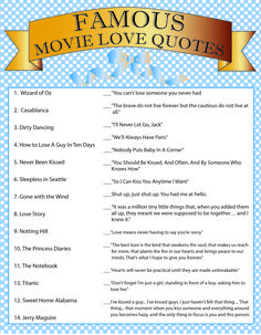 Movie quotes... but will do it with Disney quotes! XP xx