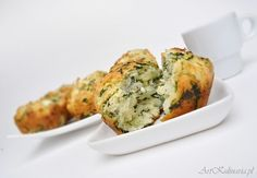 Muffins with spinach and feta cheese Healthy Food, Healthy Recipes, Spinach And Feta, Fit, Muffins, Turkey, Cheese, Foods, Drinks