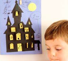 Haunted House template ||   Sarah Jane