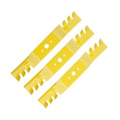 Xtreme Mulching Blade Set for 50 in. MTD Lawn Tractors