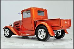 Visit The MACHINE Shop Café... ❤ Best of Hot Rod @ MACHINE ❤ (1931 Ford Model 'A' Pickup Rod)