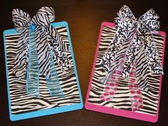 Backs of the clipboards I made. I'm going to make this for Friday! Crafts To Make, Arts And Crafts, Diy Crafts, Teacher Appreciation Gifts, Teacher Gifts, Back To School Teacher, School Stuff, Middle School, Teacher Blogs