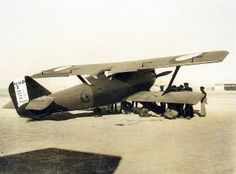October 14-15, 1927: Dieudonne Costes and Joseph le Brix make the first non-stop aerial crossing of the South Atlantic, flying a Breguet 19 from Saint-Louis, Senegal to Port Natal in Brazil, as a part of their round-the-world 57,000 km trip.