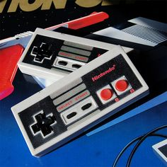 NES Controller SOAP // Special Edition Scented by SoapLane on Etsy, $9.50