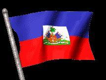 Banderas Animadas de Haiti. Bandera Animada de Haiti. Dibujo del emblema nacional. Ilustraciones del simbolo del país. Imágenes para descargar y utilizar en web gratis. Representaciones, representación o ilustración, dibujos o imagen gif animados de Banderas de Haiti. Himno nacional de Haiti y Bandera Nacional. Imagenes gratis de Banderas del mundo Animadas