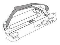 Socket Mobile HC1682-1319 Wrist Strap for Somo 650 - Duracase ONLY