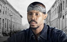 THE WIRE Avon Barksdale - See photos of the HBO Crime/Drama Baltimore TV series