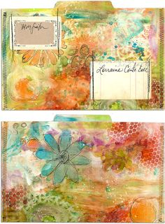 """Every Life Has a Story!"" - {Roben-Marie Smith} - Mail Art for Friends.  Mail Art Envelope #MailArt"