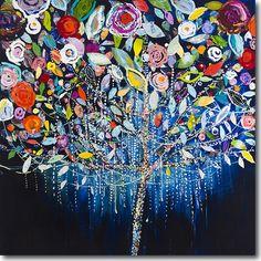 """Tree of Lights""  Starla Michelle"