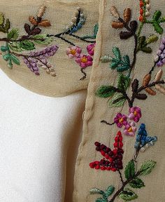 Vintage Silk Braid from Bombay